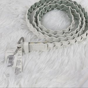 NWT [ GAP ] Braided Belt • Large